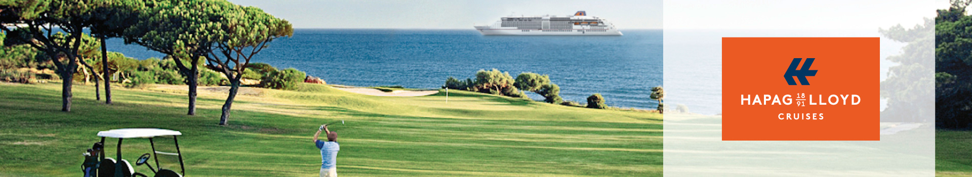 Hapag Lloyd Cruises Header